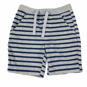 💙2/$8💙boy's Wonderkids striped shorts size 4t